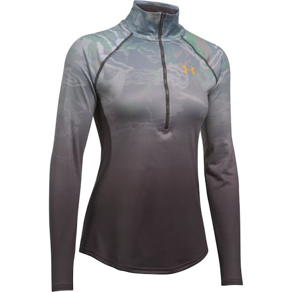 under armour 1 4 zip womens. under armour women`s tech faded 1/4 zip image 1 4 womens d