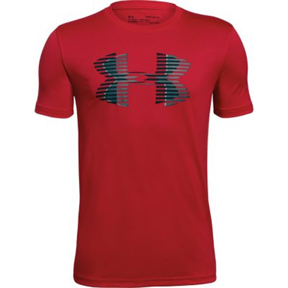Under Armour UA Tech Big Logo Solid Tee Image