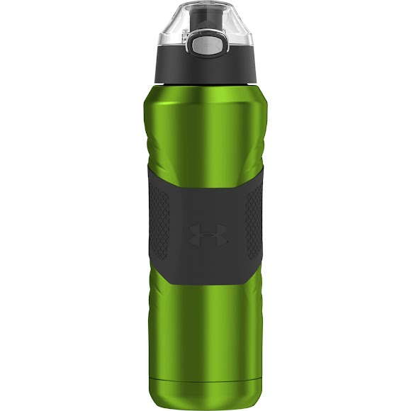 c14246af1d Under Armour Under Armour Dominate 24oz Vacuum-Insulated Water Bottle w/  Flip Top Lid