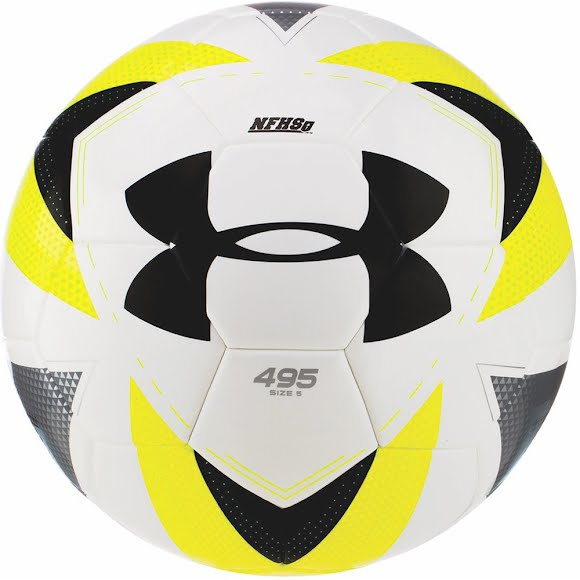 Under Armour Desafio 495 Soccer Ball Image