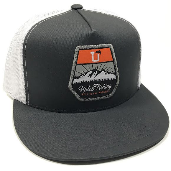 Uptop Fishing 2.0 Trucker Hat Image