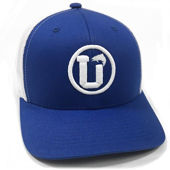 Uptop Fishing 3.0 Retro Trucker Hat Image