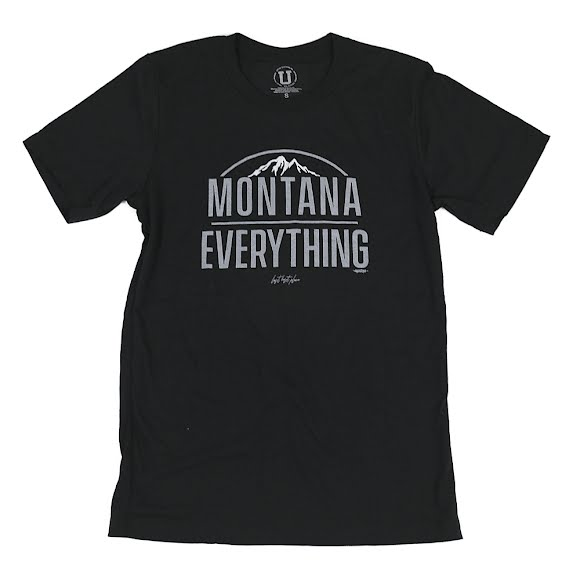 Uptop Men's Montana Over Everything Scenic Tee Image
