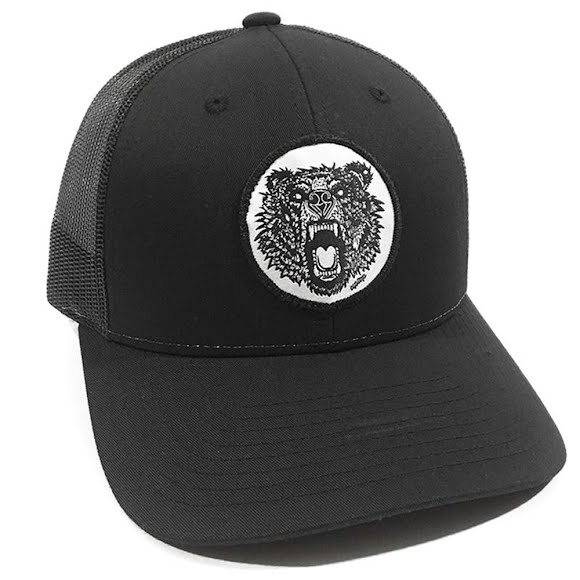 Uptop Case Low Profile Trucker Hat Image
