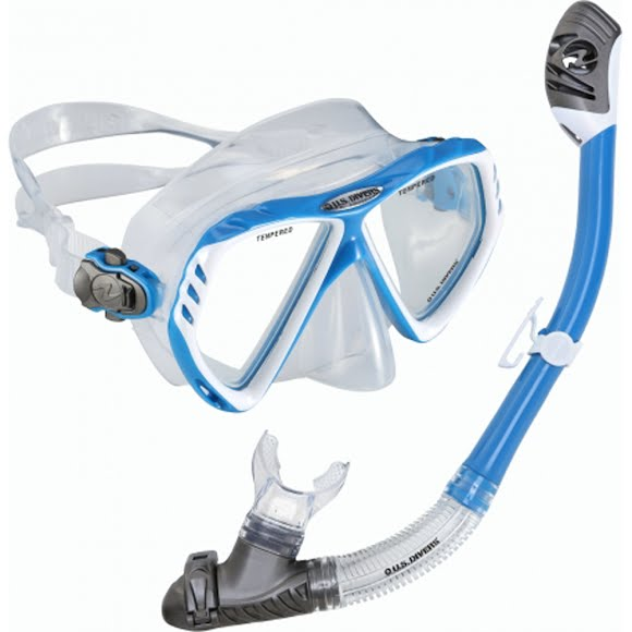 Us Divers Regal LX Mask and Tucson Snorkel Image