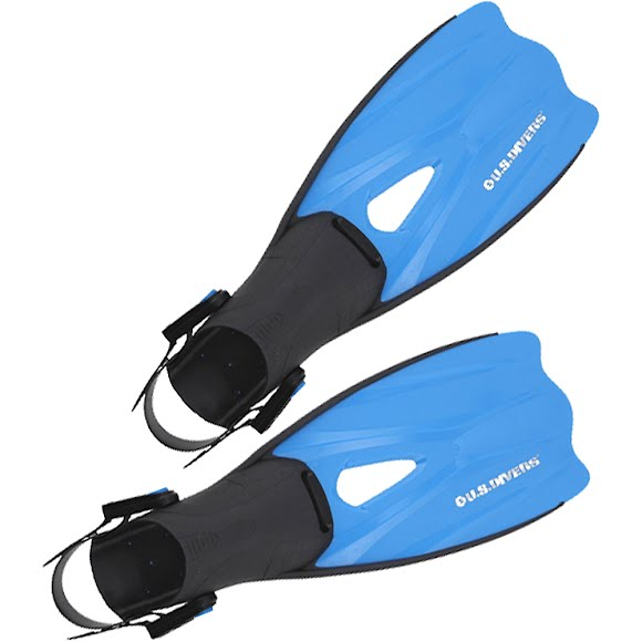 Us Divers Youth Hula Fins Image