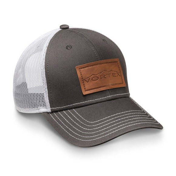 Vortex Leather Patch Hat Image