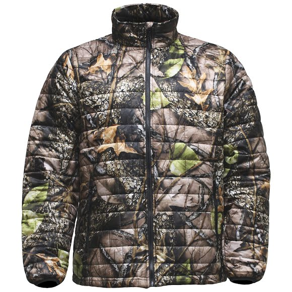 World Famous Men's Camo Bricklayer Jacket Image