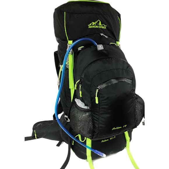 World Famous Duo 55L Backpack+15L Detachable Pack Image