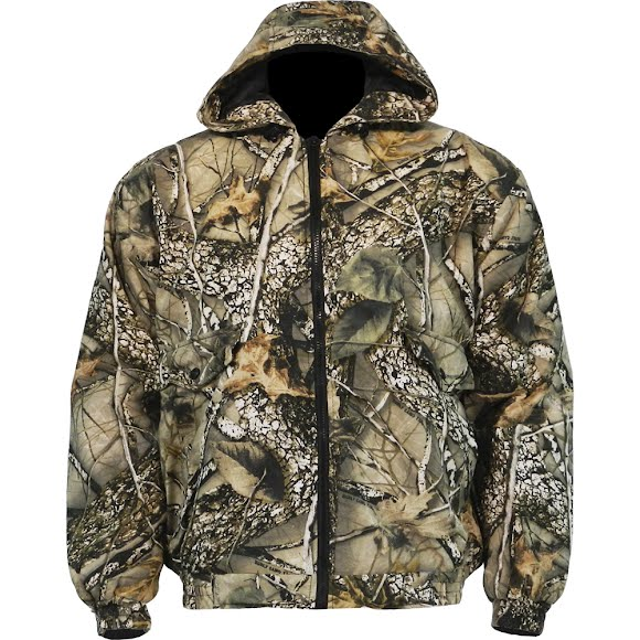 World Famous Mens Insulated Cotton Jacket Image