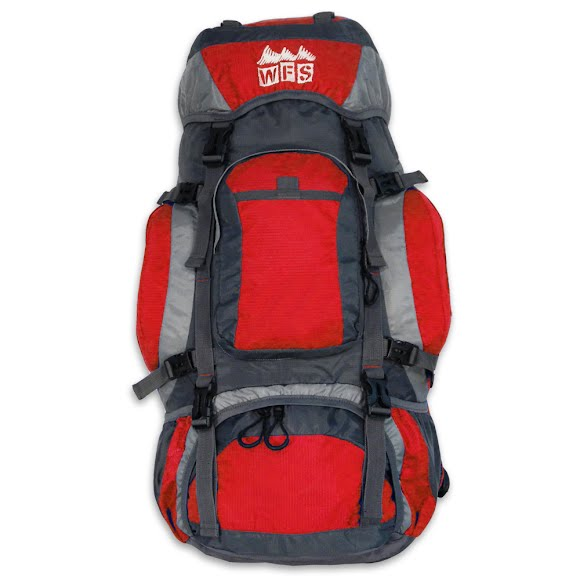 World Famous Zion 40L Internal Frame Backpack