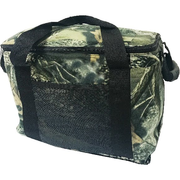 World Famous Soft Side Camo Cooler Image
