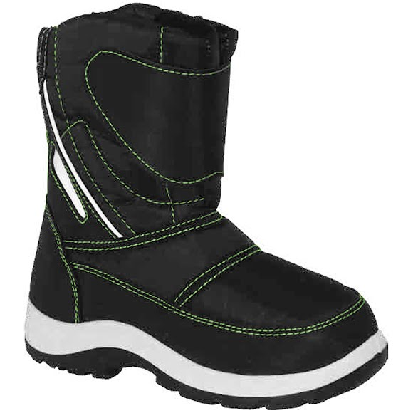 World Famous Boys Toddler Toasty Winter Boots Image