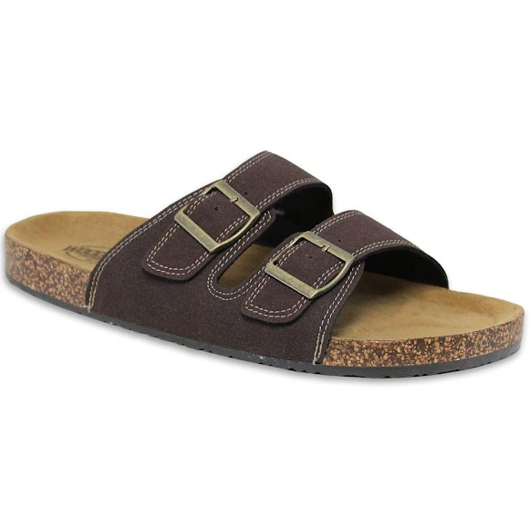 Woodstock Men's Marley Double Strap Sandals Image