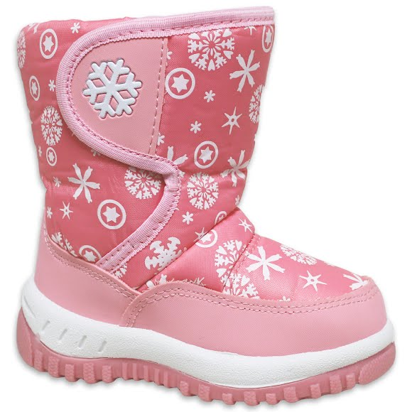 World Famous Girls Infant Toasty Winter Boots Image