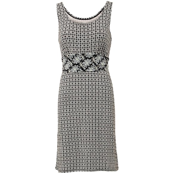 White Sierra Women's Discover Me Tank Dress Image
