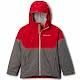 Color City Grey Heather / Mtn Red