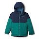 Pine Green Heather / Collegiate Navy