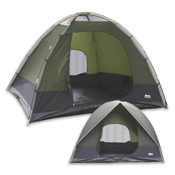 World Famous 5 Person Family Dome Tent Image  sc 1 st  Bob Wardu0027s & World Famous 5 Person Family Dome Tent