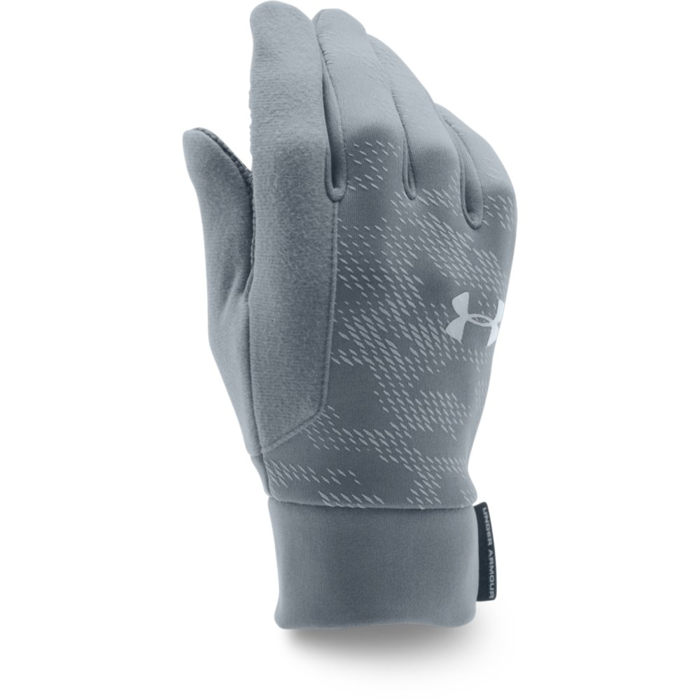 Under Armour Menu0027s UA No Breaks ColdGear Infrared Liner Glove Image